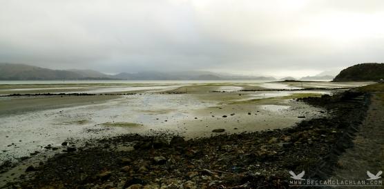 View from Aramoana, Dunedin, NZ
